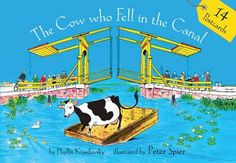 The Cow who Fell in the Canal by Phyllis Krasilovsky http://www.amazon.co.uk/dp/8173142505/ref=cm_sw_r_pi_dp_VrE5ub0QD7FZ6