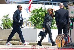 Celeb Diary: Jay-Z & Beyoncé Knowles pe iaht in sudul Frantei