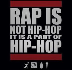 It's a culture, not a genre! #hip hop #rap INDEPENDIENTES... PERO NO SEPARADOS