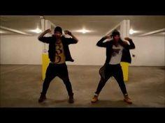 Dance Fitness - Nevena & Goran - Lil Jon ft Tyga Bend Ova.....great squats workout