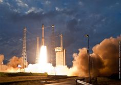On 13 February 2012, the first Vega lifted off on its maiden flight from Europe's Spaceport in French Guiana.