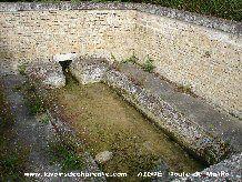 Aigre, Charente, Lavoir route de Matha