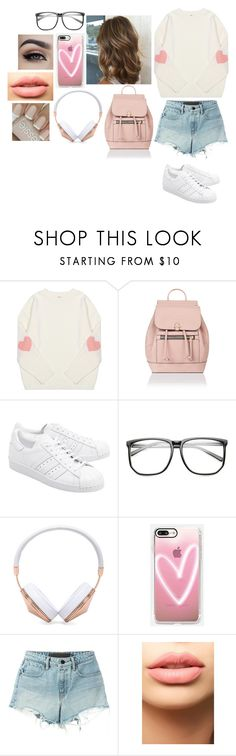 """""""Sin título #394"""" by burusa2 ❤ liked on Polyvore featuring Accessorize, adidas Originals, Frends, Casetify, T By Alexander Wang and LASplash"""