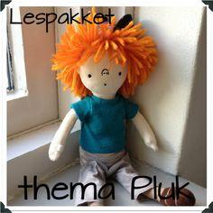 Thema: Pluk van de Petteflet - jufBianca.nl - Annie MG Schmidt - lesidee - materialen