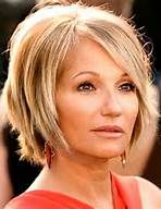 Sexy Short Hairstyles for Women over 40 2013