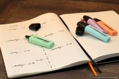bullet journal terminplaner organisation arbeit timer (4)