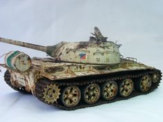 Constructive Comments Discussion Group: Iraqi T-55m Wreck [ Finished ]
