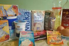 Příprava receptu Famózní zákusek se zakysanou smetanou - Fotopostup, krok 1 Rum, Snack Recipes, Snacks, Chips, Soap, Dishes, Success Quotes, Whipped Cream, Cacao Powder
