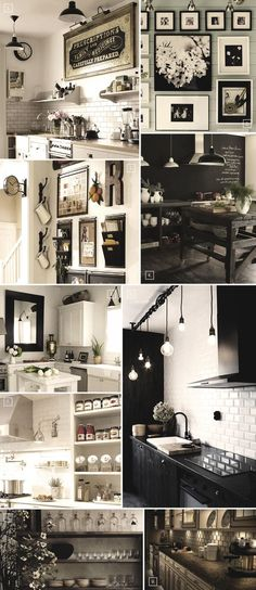 Beautiful Wall Decor Ideas for a Kitchen