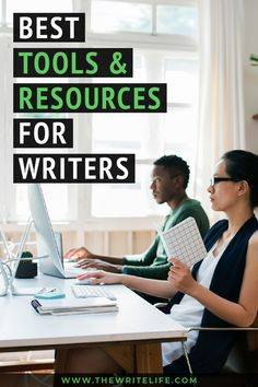 These tools for writers will help you stay on top of your game! From writing software to editing tools to courses for writers, we've got you covered. Article Writing, Writing Advice, Writing Resources, Essay Writing, Writing A Book, Writing Prompts, Writing Software, Freelance Writing Jobs, S Grammar