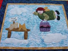State Fair Christmas Quilt/Block   This was my favorite quil…   Flickr
