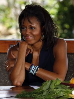 First Lady Michelle