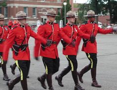 royal canadian mounted police - Google Search