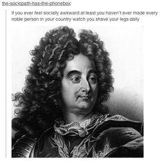 The Reign of King Louis XVI of France | 17 Ye Olde Things Explained By Tumblr