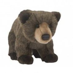 "Douglas Bruno Grizzly Bear 14"" Plush"