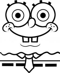 Coloring pages: free easy spongebob drawing character drawings with coor how to draw easy spongebob Spongebob Torte, Spongebob Faces, Spongebob Drawings, How To Draw Spongebob, Spongebob Crafts, Easy Drawings Sketches, Easy Cartoon Drawings, Drawing Cartoon Characters, Character Drawing