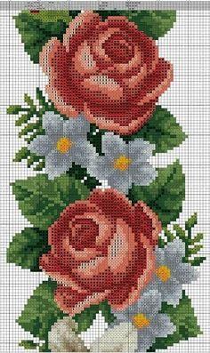 ENCANTOS EM PONTO CRUZ: Flores-2                              …