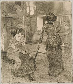 Edgar Degas (1834–1917): Painting and Drawing | Thematic Essay | Heilbrunn Timeline of Art History | The Metropolitan Museum of Art