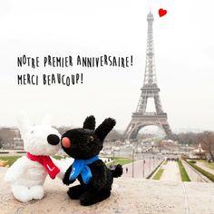 \PARISmag1周年/ おかげさまで1周年を迎えることができました。今後もリサとガスパールと共に、毎日の暮らしのなかで少しだけ心が弾むような豊かさをくれる、そんな情報をお届けしていきたいと思います。どうぞよろしくお願いいたします! http://parismag.jp/ #パリの住人 #リサとガスパール #GaspardetLisa #PARISmag #パリマグ #フランス #France #パリ #paris