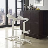 Modway Furniture Flare Modern Bar Stool  #design #homedesign #modern #modernfurniture #design4u #interiordesign #interiordesigner #furniture #furnituredesign #minimalism #minimal #minimalfurniture