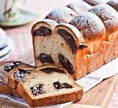 Pão de Brigadeiro - Máquina de Pão