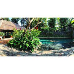Relax at One bedroom private pool villa   photo by Instagram user abdillahsidiq