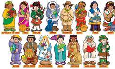 children around the world preschool activity