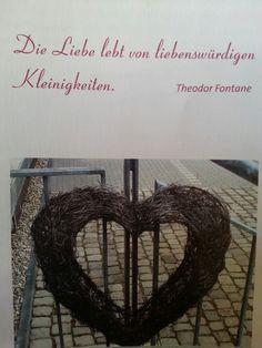 Die Liebe.....