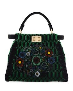 Fendi Bag Green