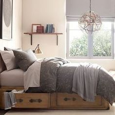 contemporary kids beds by Restoration Hardware Baby & Child