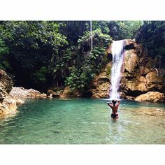 ||T U E S D A Y  V I B E S || . when was the last time you did something for the first time?!?!  .  #bikiniswithapurpose #endlesssummer #picoftheday #jungle #waterfalls #travel #swimwear #fromcolombia #handmade #wanderlust