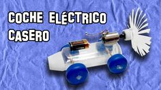 Como Hacer un Coche Eléctrico Casero | Experimentos Caseros