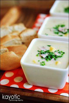 Cheesy Onion Soup
