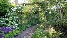 Trädgårdens tak | Blomsterlandet.se