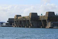 Keroman Submarine Base was a German U-boat base located in Lorient during World War II.
