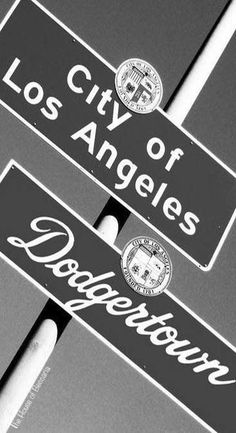 ~L.A. Dodger Town | The House of Beccaria