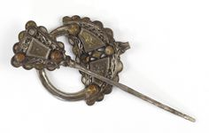 A History of Ireland in 100 Objects: No. 38 Roscrea Brooch (late-ninth century)