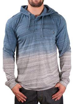 Save $22.01 on Alpinestars Horizon Men`s Henley Hoodie Hooded Shirt; only $27.99