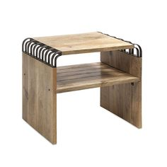 Modern Island Side Table | dotandbo.com