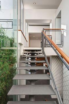 משחקי חומר ומרקם | עיצוב בתים פרטיים | עיצוב פנים ואדריכלות | מגזין בית ונוי |