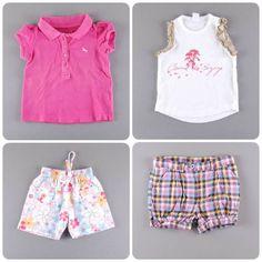 Shorts + camiseta. Talla 12 meses http://www.quiquilo.es/47-12-meses