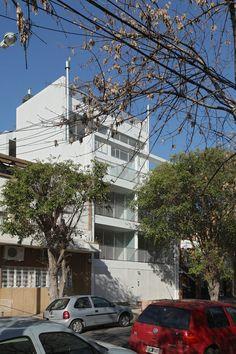 Edifício Tamborini / Arq. Ignacio Szulman