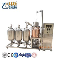 Source 50L homebrew mini brewery equipment micro home craft beer brewing equipment on m.alibaba.com #homebrewingequipment #homebrewingbeer