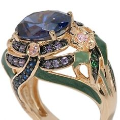 Victoria Wieck Dragonfly Ring