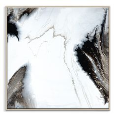 Chalie Macrae   Flow 49   Framed Canvas   Sizes Available by Manhattan Luxe on Brands Exclusive