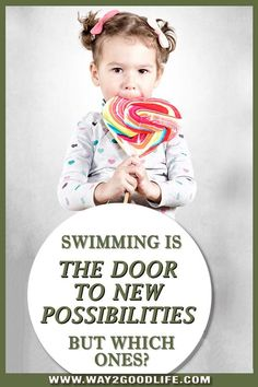 THE DOORS THAT WILL OPEN WHEN LEARNING HOW TO SWIM: