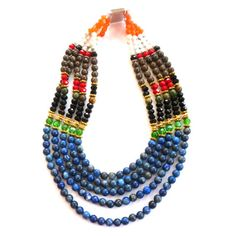 Ruth The Moabite Princess Necklace for Theme by GraceSabarus, $99.00
