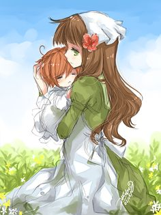 APH Chibitalia and Hungary by arielucia on deviantART----Heart's....melting....