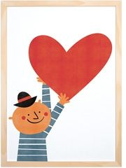 A Heart For You Poster (A3)