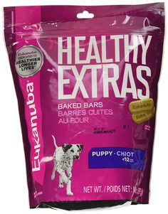 EUKANUBA HEALTHY EXTRAS Puppy Growth Treats for Puppies 14 Ounces Treat your puppy to the biscuit that gives a little extra. EUKANUBA HEALTHY EXTRAS Puppy Growth Read  more http://dogpoundspot.com/dog-luxury-store-1164/  Visit http://dogpoundspot.com for more dog review products